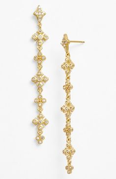 Freida Rothman 'Femme' Linear Earrings available at #Nordstrom