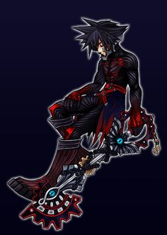 Vanitas - Kingdom Hearts Birth by Sleep