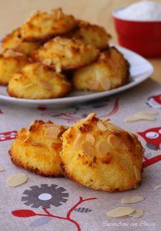 Biscotti morbidi al cocco |CuciniAmo con Chicca