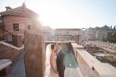 Honeymoon in Italy: photos of Anna