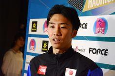 ボルダリングW杯、予選を渡部桂太が振り返る「特にプレッシャーはなかった」