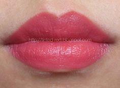 REVLON Super Lustrous Lipstick – Pink Velvet 423 – Review, Photos, Swatches