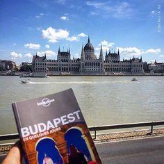 Arnaud H. en séjour à Budapest.