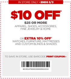 Superb JCPenney Coupons And Codes