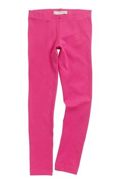 Mega fede Name it Leggings Vivian Cerise Name it Leggings til Børn & teenager i behageligt materiale