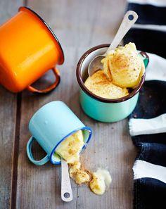 Mango-banaanipehmis   Jälkiruuat   Soppa365 Finnish Recipes, Coffee Ice Cream, Kermit, Ice Cream Recipes, Recipe Collection, Easy Meals, Easy Recipes, Vegetarian Recipes, Desserts