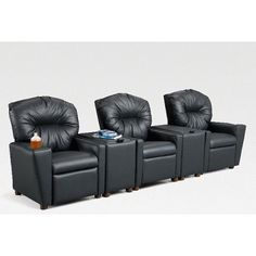 Kids Home Theater Recliner