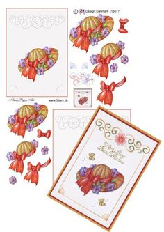 cartes brodees - Page 24
