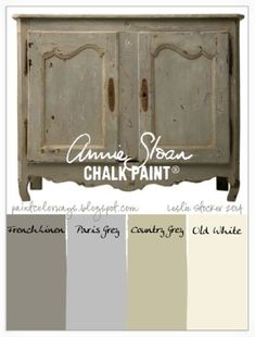 annie sloan french linen painted