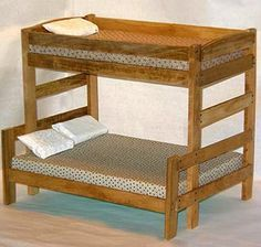 Twin Over Full Bunk Bed Woodworking Furniture Plans, Save Money Do It Yourself  #PlansDesign