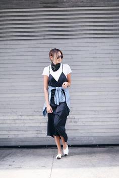 Smart Slip Dress