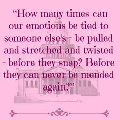 Anna and the French Kiss Quote | Books Take You Places