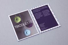 Identity by Kent Lyons to Tricolette yarn shop in London.