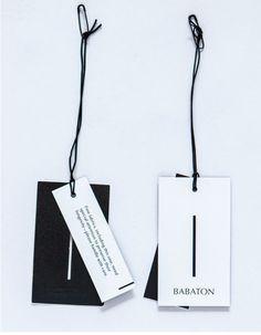 Babaton swing tags