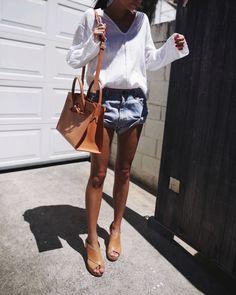 Wardrobe essentials summer