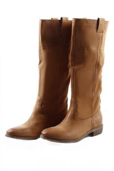 Classic Stitched Boots