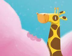 "Check out this @Behance project: ""Girafa!"" https://www.behance.net/gallery/42812631/Girafa"