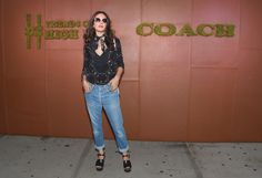 Celebrities Attend the 5th Annual Coach And Friends Of The High Line Summer Party in NYC