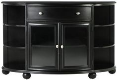 Sheffield Demilune Buffet - Buffets And Sideboards - Kitchen And Dining Room - Furniture | HomeDecorators.com