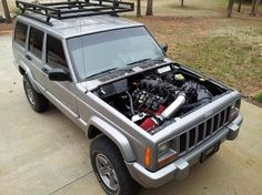 Clean GM 6.0l swap into a Cherokee http://www.naxja.org/forum/showthread.php?t=1108551
