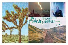 Hello America's Kristen Blanton explains her film distressing process in Issue Five of RANGE Magazine. Hello America, In Distress, Range, Magazine, Film, Creative, Artwork, Photography, Movie