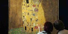 L'arte in un Bacio: Gustav Klimt la sensualità dell'oro.