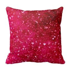 girly hearty pink red funky fun pattern lovely