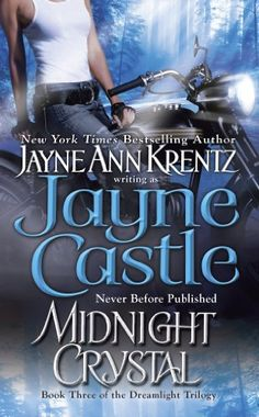 Bestseller Books Online Midnight Crystal (Book Three of the Dreamlight Trilogy) Jayne Castle $7.85  - http://www.ebooknetworking.net/books_detail-0515148369.html