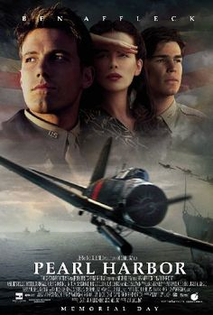 "Pearl Harbor- ""Loving you kept me alive."""