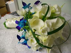 tropical bridal bouquet - Google Search