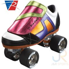 Riedell 951 Phaze Colour Lab Phaze Skate Package | Quad Roller Skates | Quad Skates | Roller Boots | Womens, Kids, Mens | Skatehut | Cheap Skates For Sale | Skatehut