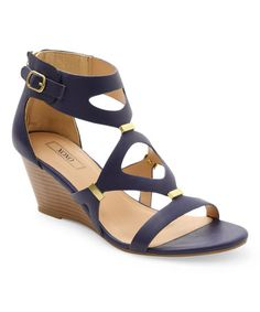 1000+ ideas about Navy Sandals on Pinterest