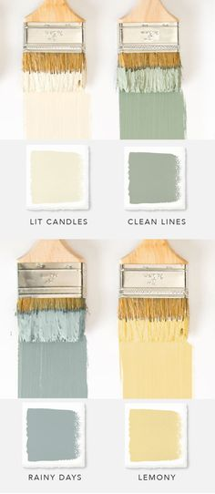 What will you do with the Magnolia Home by Joanna Gaines™ paint collection? Explore everything from timeless neutral shades like Lit Candles and Rainy Days or introduce a sophisticated pop of color into your interior design with vivid hues like Clean Lines and Lemony.