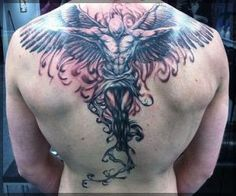 Warrior Angel Tattoos | warrior tattoos for men nice tattoo pin angel designs