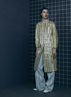 Julia Van Os by Liz Collins for Vogue Turkey March 2016