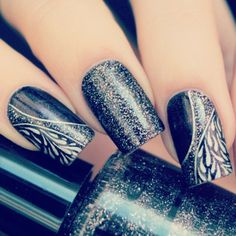 Instagram photo by liloonailart #nail #nails #nailart