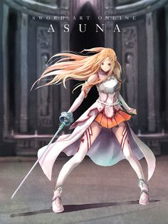Schwertkunst Online, Arte Online, Manga Anime, Sword Art Online Wallpaper, Kirito Asuna, Sword Art Online Kirito, Female Anime, Anime Art Girl, Animes Wallpapers