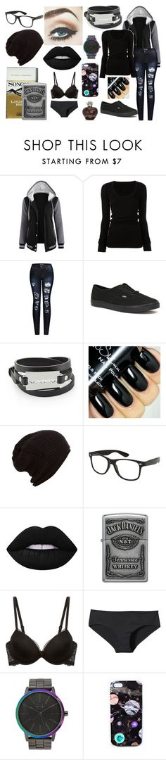"""""""Untitled #230"""" by alicebell1298 on Polyvore featuring DRKSHDW, 2LUV, Vans, McQ by Alexander McQueen, AllSaints, Lime Crime, Zippo, Calvin Klein Underwear, Patagonia and MN Watches"""