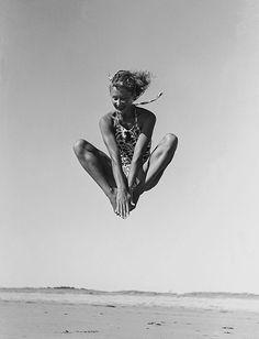 Lisa Fonssagrives by Fernand Fonssagrives, 1950