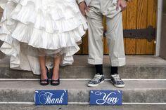 Wedding Thank You Cards - Creative Wedding Photos   Wedding Planning, Ideas & Etiquette   Bridal Guide Magazine