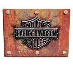 Harley Davidson Metal Signs   eBay