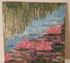 Nuferi Painting, Art, Art Background, Painting Art, Kunst, Paintings, Performing Arts, Painted Canvas, Drawings