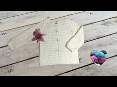 Brassière crochet style Chanel 1/2 / Crochet cardigan Chanel style 1st part (english subtitles) - YouTube