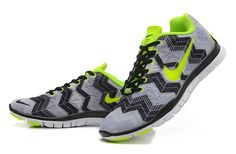 2014 NIKE FREE 5.0 TR FIT 3 PRT women's running shoes blue neon on ...