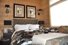 Chambre à coucher - Air de Montagne - Sion