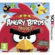 Angry Birds video game for NINTENDO3DS