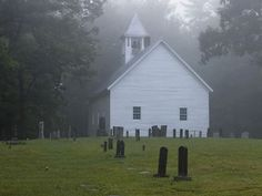 Church Cades Cove Tennessee | Cades Cove, TN. I grew up running around Cades Cove like it was a ...