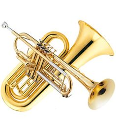 Into any type of Brass Instrument