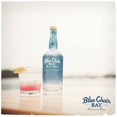 Enjoy Sunday Funday With A Flip Flop:2 Parts Blue Chair Bay Coconut Rum 1
