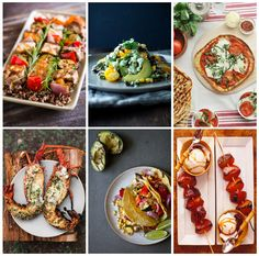 Sophisticated Summer BBQ Recipes that'll make your dad look gourmet!